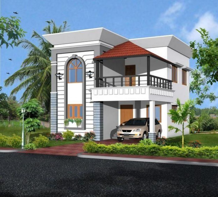 front design for house