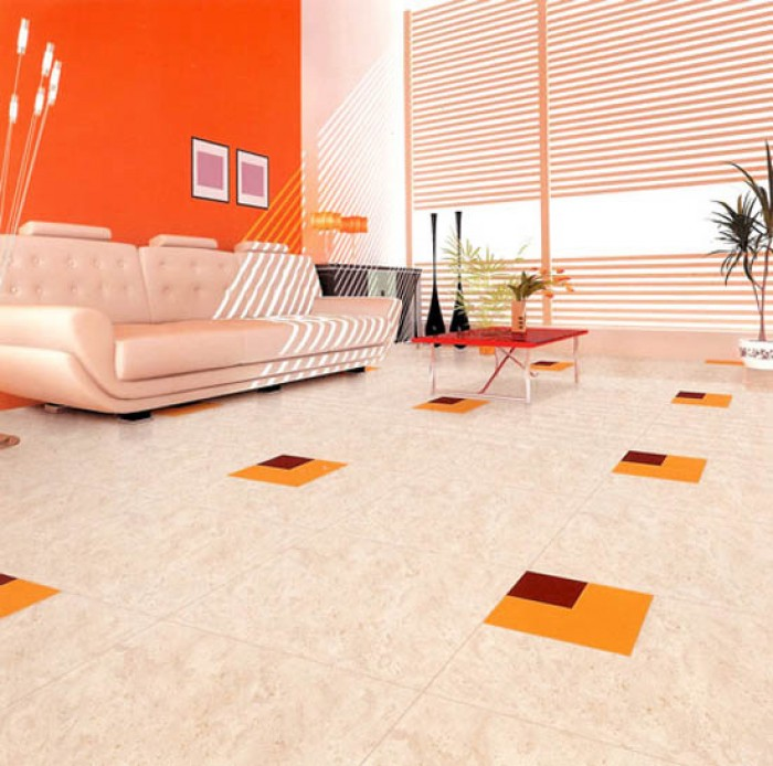 Flooring Designs In Vitrified Tiles