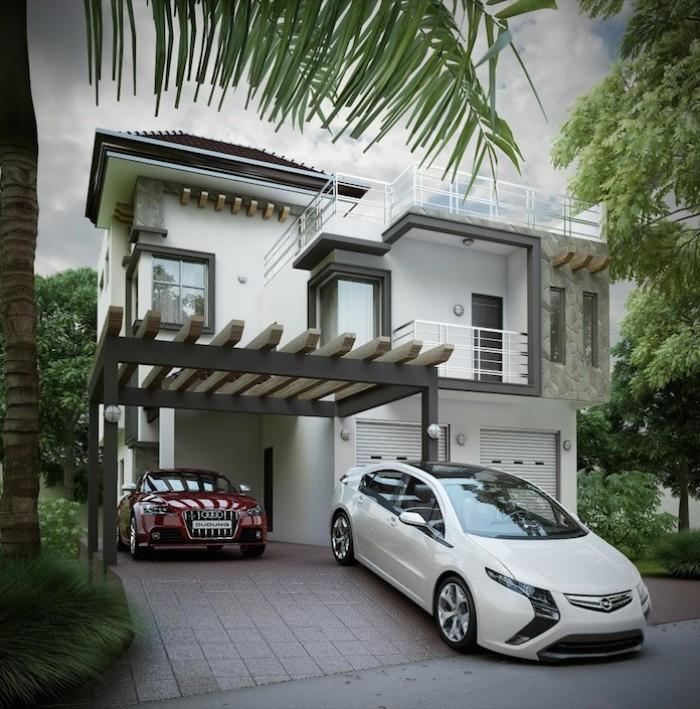 Home Design Bangalore Style