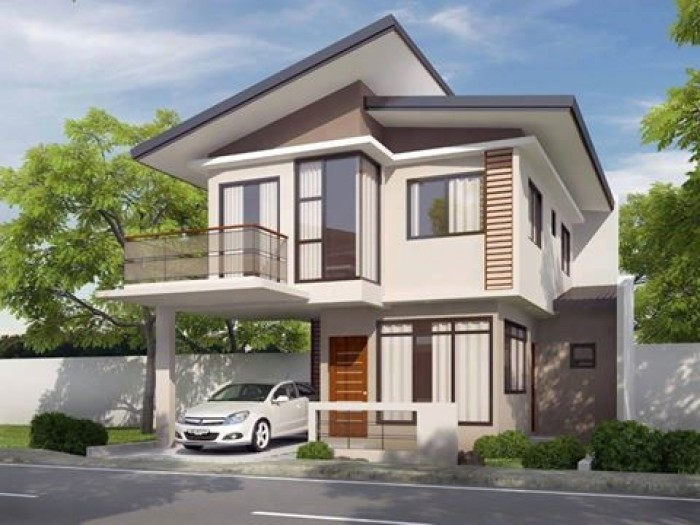 ghar360 home design ideas photos and floor plans - Modern House Front View Design