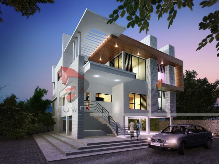 Modern Villa Design Ideas. coolest modern villa design ideas ...