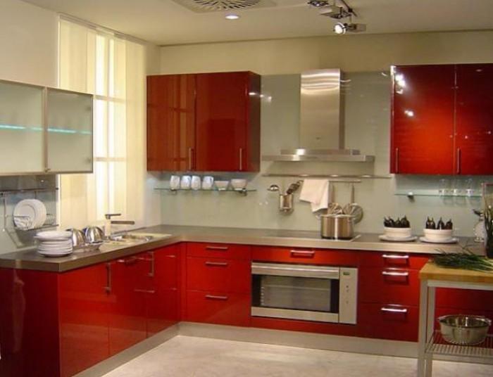 Attractive Modern Indian Kitchen Interior Design Part 15