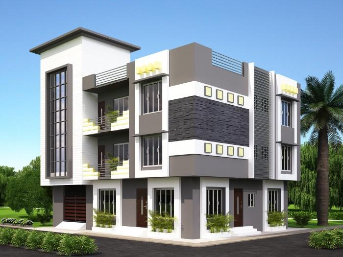 Kothi Design ghar360- home design ideas, photos and floor plans
