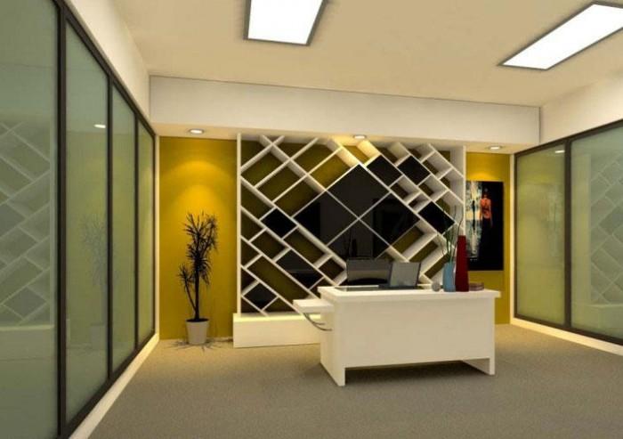 Interior Office Wall Design