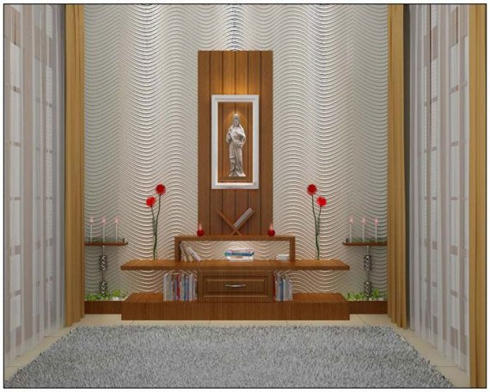 Ordinary Prayer Room Design Ideas Part - 14: Prayer Room Design