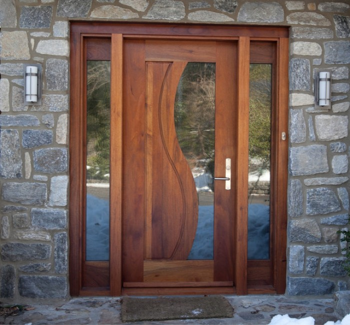 Modern Safety Door Design For Home