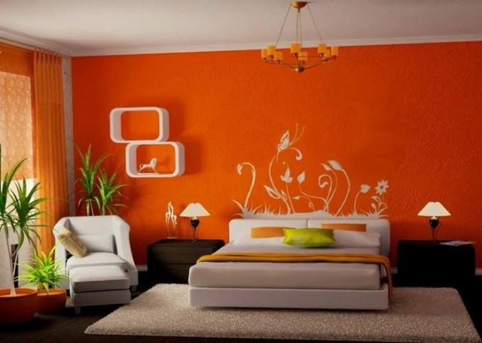 Tags Orange Bedroom