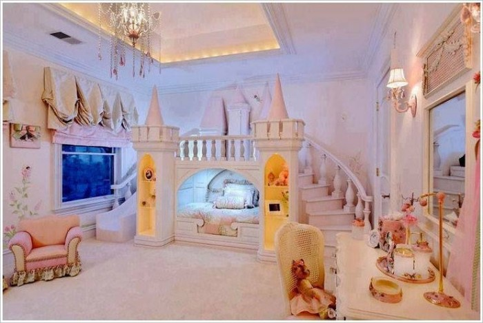 Beautiful Dream Bedrooms For Kids
