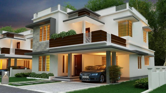 Elegant Modern House Design