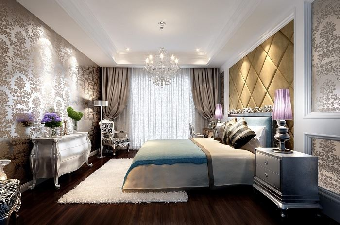 Modular Modern Master Bedrooms Interior Design Ideas
