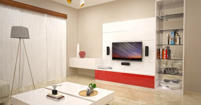 Indian Middle Class Home Interior Design