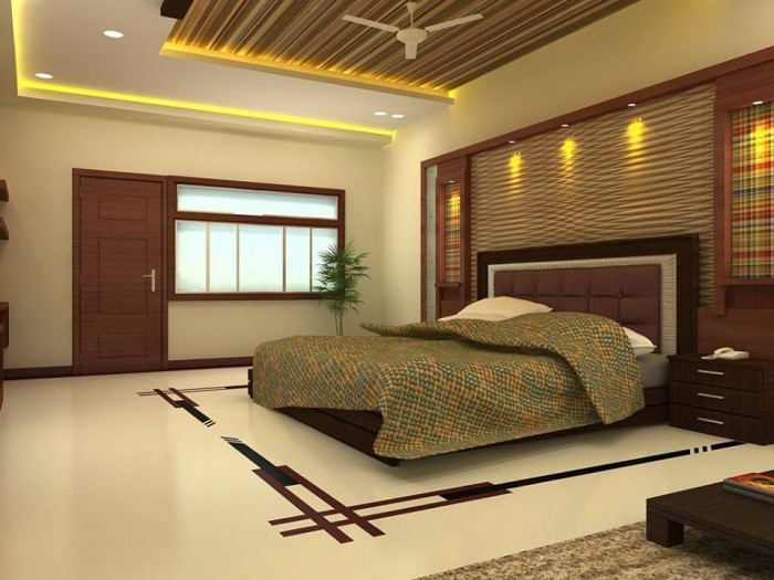Stylish Master Bedroom Designs With Beautiful Creative Details
