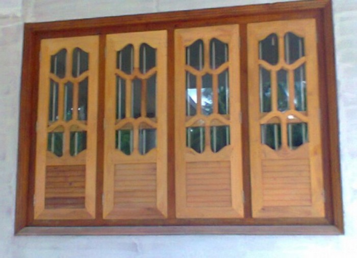 Decorating kerala home window design for Home window design pictures