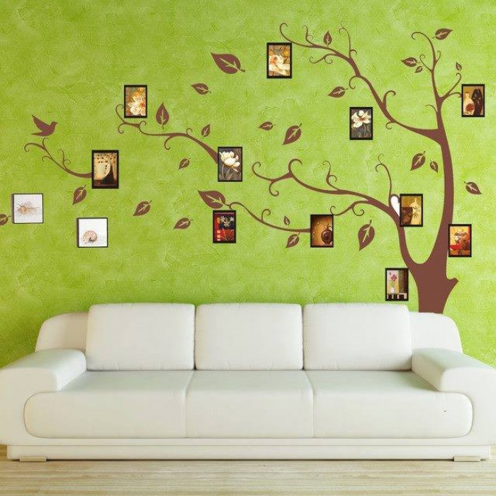 Elegant Tree Wall Decals