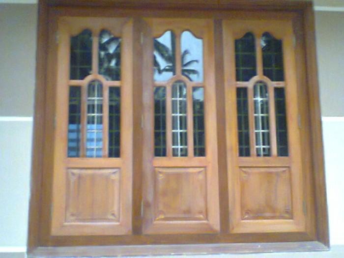 Wooden window frame designs in kerala for Latest wooden window designs