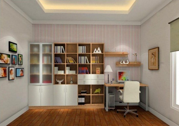 Beautiful study room design for Room design 360