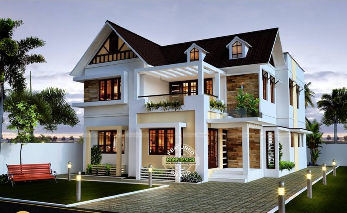 Ghar360 home design ideas photos and floor plans for Luxury traditional homes