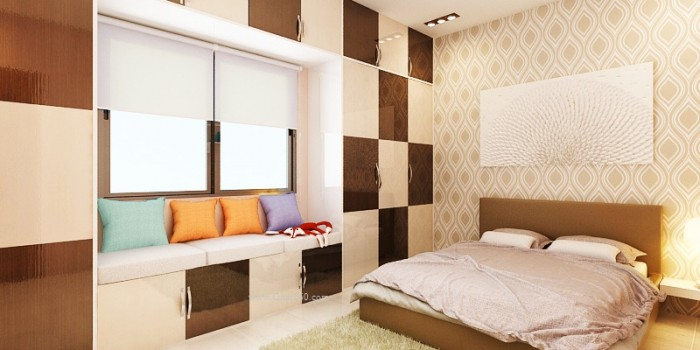 Modern colors for bedrooms