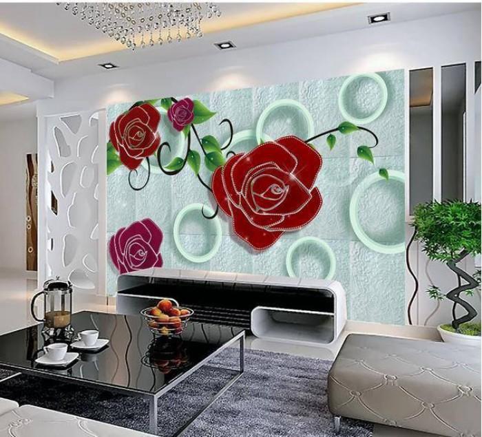 Stunning Living Room Wall Sticker