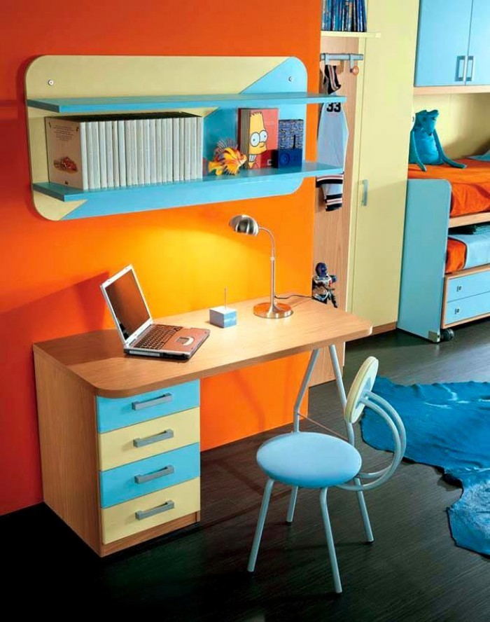 Kids study rooms design for Kids study room