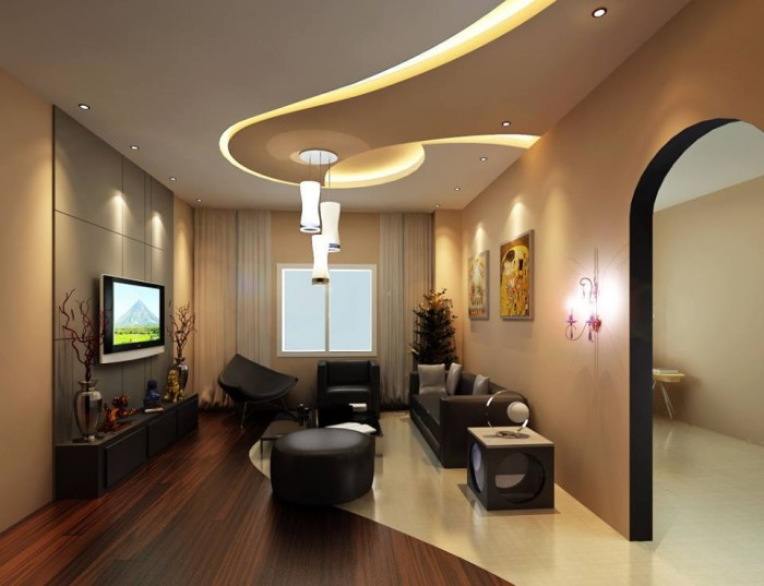 Ghar360 home design ideas photos and floor plans for Modern elegant living room designs