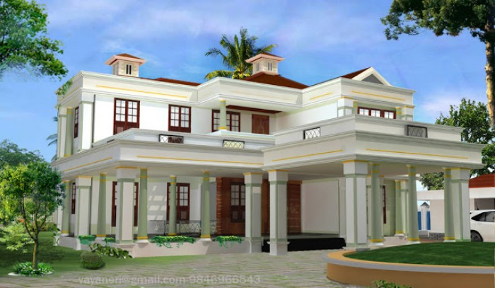 Classic house design for Classic house design in india