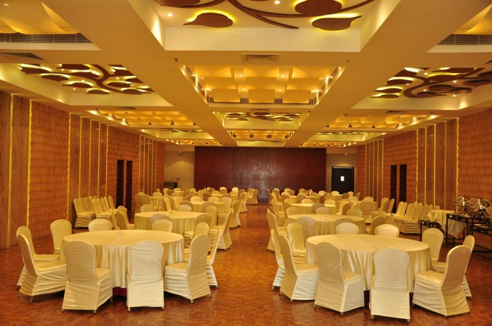 Indian Banquet Hall Design
