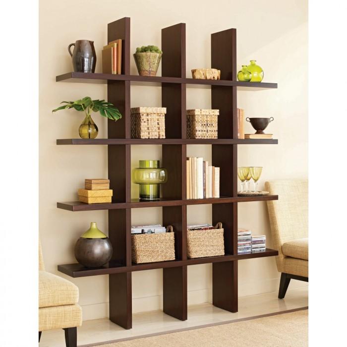 Living Room Bookcase Idea