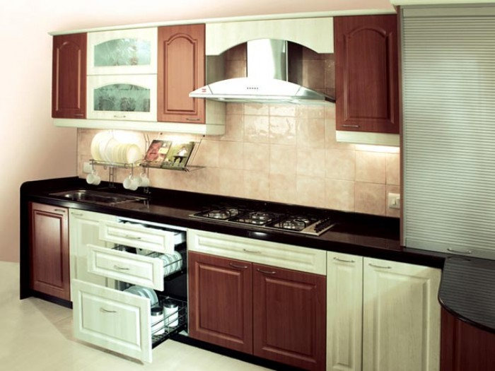 Straight kitchen design for Straight kitchen ideas