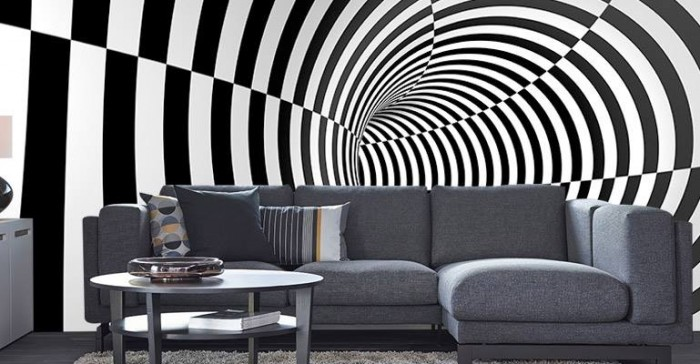 3d Wallpaper Decor : D wallpaper for home or office wall decor