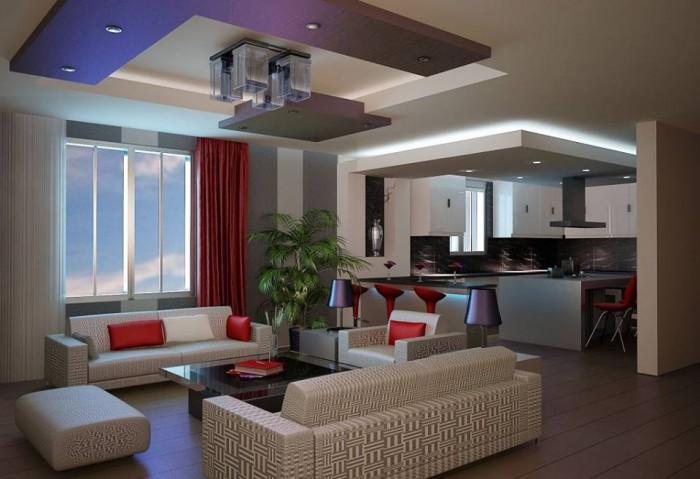 Elegant Modern Livingrooms Interior Design