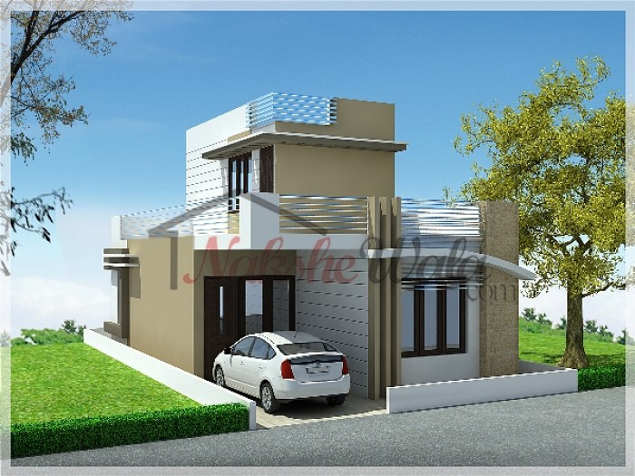 The gallery for residential building front elevations for Building front elevation