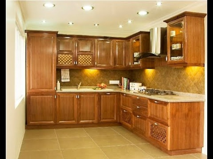 Small Kitchen Interior Design Ideas ~ Small kitchen interior design ideas in indian apartments